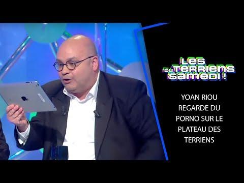 Yoan Riou Regarde Du Porno Sur Le Plateau Des Terriens - LTS 4/5/19