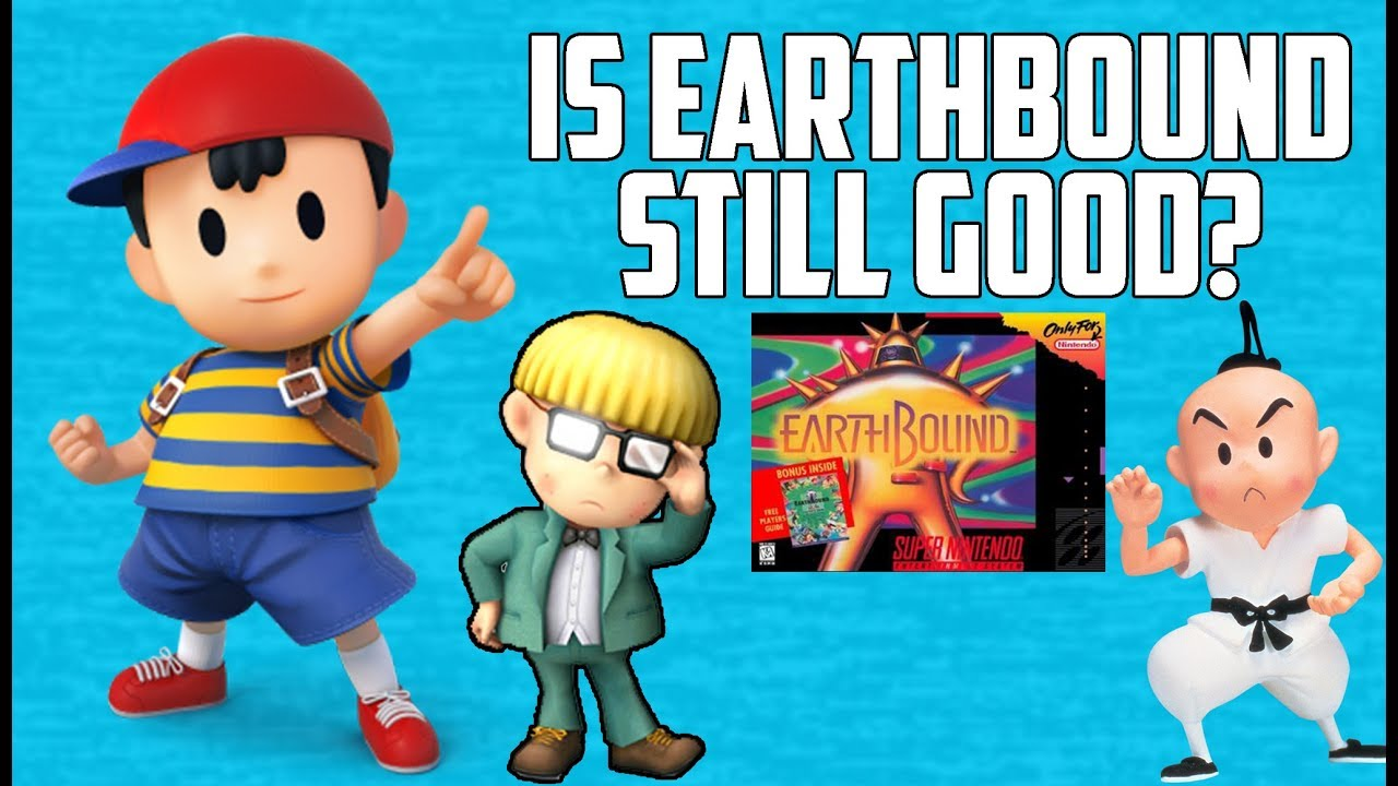 Is Earthbound Fun in 2018? - FUgameCrue SNES Classic Edition Review