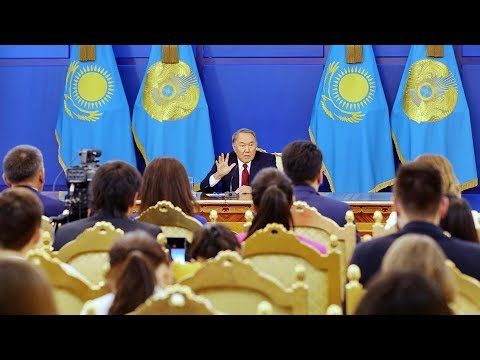 Kazakh President fires government, citing economic failures
