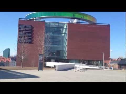 ARoS, Aarhus Museum of Modern Art, Denmark - A guided tour