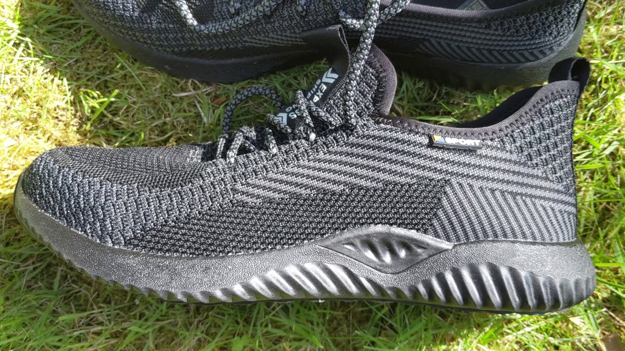 Suadex 'indestructible' shoes - first