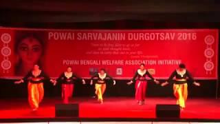 Dhatina Natina || LOPAMUDRA Mitra || PBWA's Dance Troupe || Live Performance
