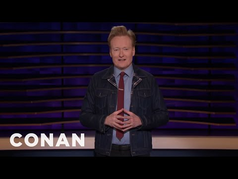 Conan: Bernie Is Building An Unusual Constituency - CONAN on TBS
