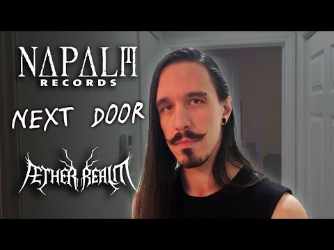 Aether Realm - Napalm Next Door | Napalm Records