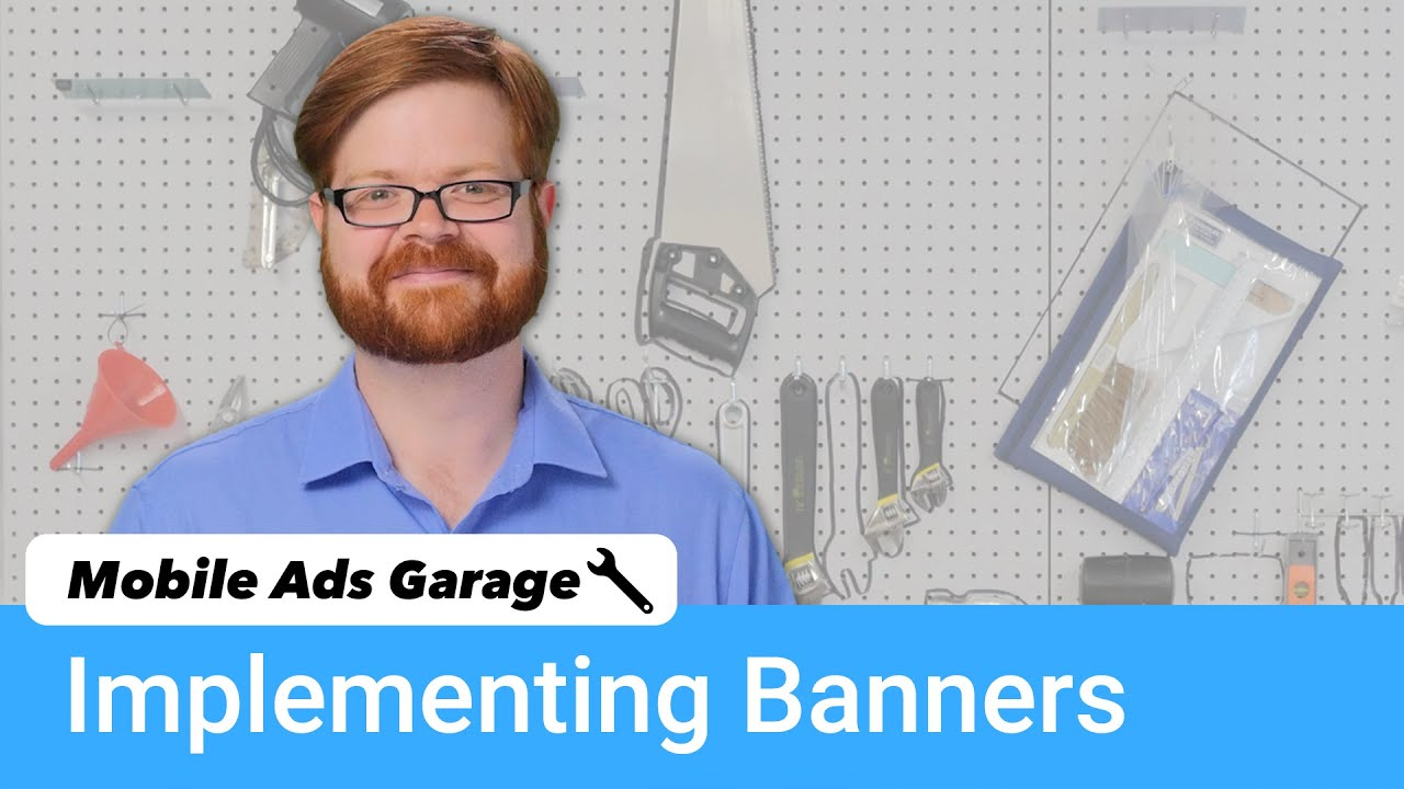 AdMob Banner Ads - Mobile Ads Garage #2