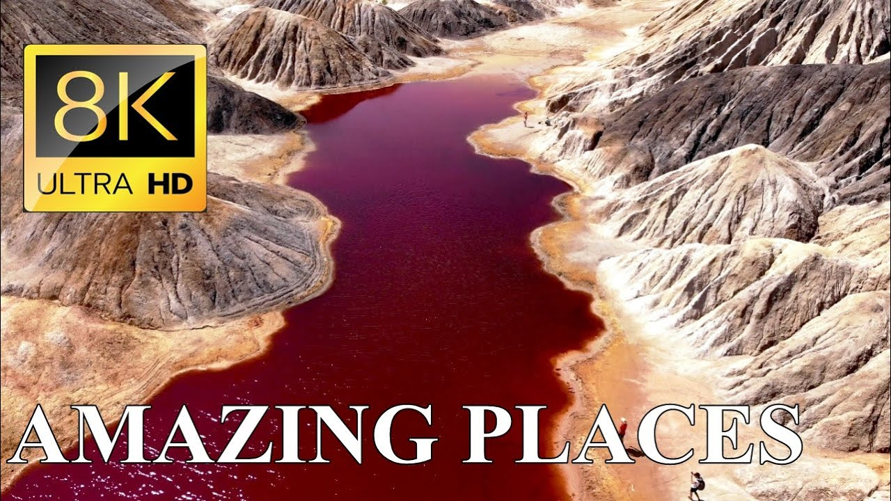 Download Most Amazing Places On Our Planet 8K Ultra HD