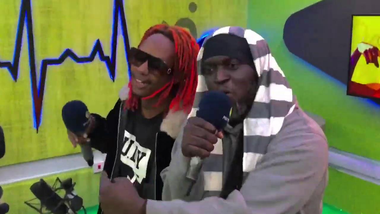 FEFFE BUSSI X BABALUKU   ( freestyle UGANDAN HIPHOP MUSIC 2021 )