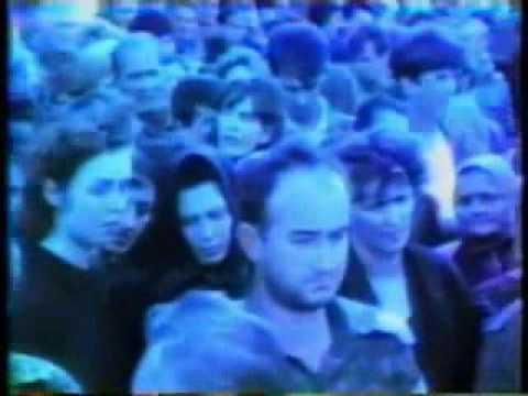 Vlasenica '92 - Sahrana porokanih cetnika na Rogosiji - Karadzic i Kacavenda i kuku majke