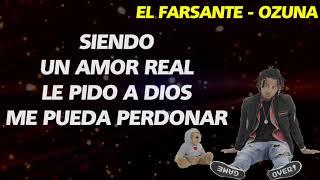 El Farsante By Ozuna