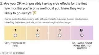 Choosing Birth Control