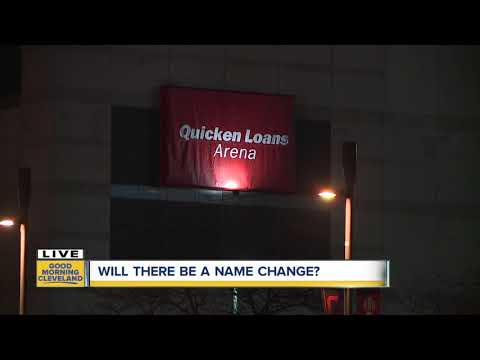 Cleveland's Quicken Loans Arena Being Renamed