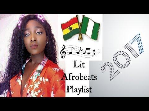 Dancing To My Current Favorite Nigerian/Ghanaian Songs #2| Afrobeats 2017 | LIT Summer Playlist June