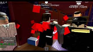 STOPPING AN ILLEGAL MAFIA MEETING! (GONE WRONG!) - Roblox New York City