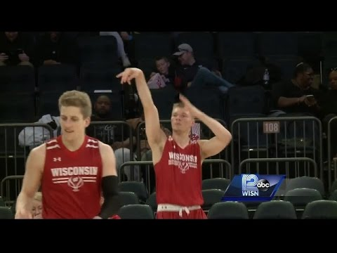 Wisconsin ready to play in Sweet 16 in New York City, but not all Badgers love Big Apple