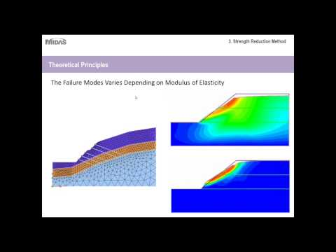 [midas] MEC Session 7: Slope Stability Design for Dams and Embankments