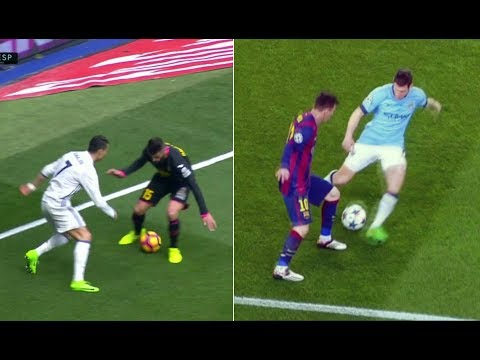 Differences between Lionel Messi and Cristiano Ronaldo ● Part 2 | HD