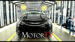 CAR FACTORY : CHRYSLER PACIFICA HYBRID PRODUCTION l Windsor Assembly Plant