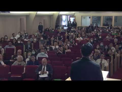 9/11  & COVID 19: NAN ĐỀ CỦA ĐIỀU ÁC - Hội Thánh Tin Lành Orange - MSNC Đặng Ngọc Quốc