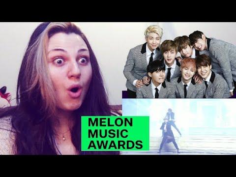 BTS MMA 2019 Melon Music Awards Full Performance REACTION
