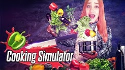 COOKING SIMULATOR #01 - Ich habe alles unter Kontrolle! ● Let's Play Cooking Simulator