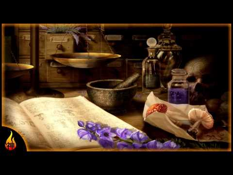 Fantasy Music | Wizard's Cottage | Mystical Fantasy Music