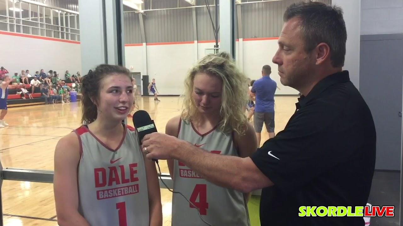 Dale's Jacie McClure & Lindy Nowakowski