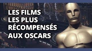 Top 10 des films avec le plus d'Oscar