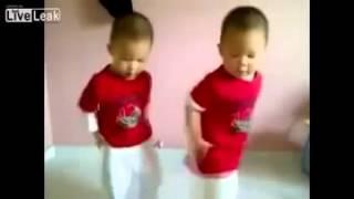 GANGNAM STYLE  любимая песня детей! Смешные дети  Ржачное видео, юмор, умора, видеоприколы =