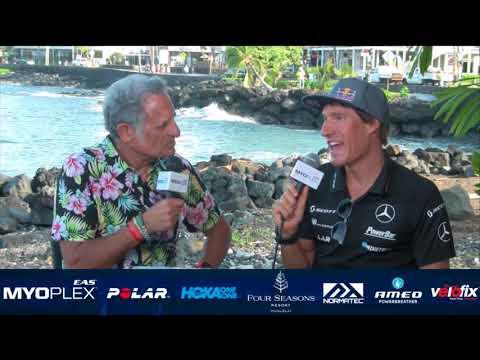 Sebastian Kienle: Breakfast with Bob from Kona 2017 Pre-Race