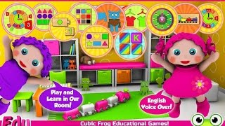 EduKidsRoom PreK Toddler Games Educational Brain Games Android Gameplay Video