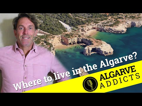 Where to live in the Algarve, Portugal!