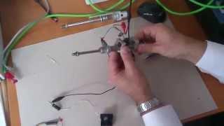 Manyetik Sensörlerin Yapısı - Bağlantısı(Coşkunöz Eğitim Vakfı)Magnetic Reed Switches,Relays,Sensors
