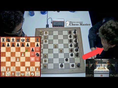 Карлсен ИЗДЕВАЕТСЯ В ДЕБЮТЕ над Каруаной! Блиц шахматы.