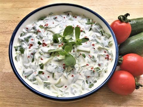 7 TURKISH SALAD RECIPES l Söğüş, Season, Shepherd's, Spoon, Gavurdağı, Purslane and Gypsy's Pilaf