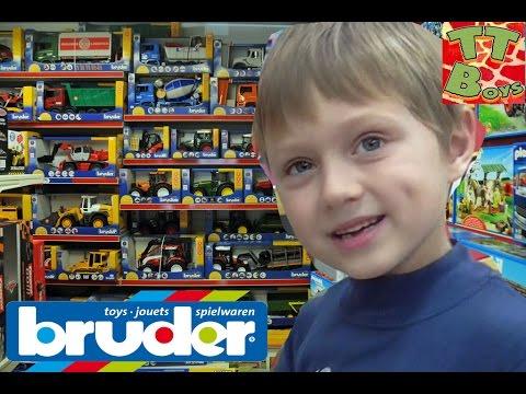 Большая распаковка  Машинки и игрушки для мальчиков  Обзор новых игрушек  Строительная техника