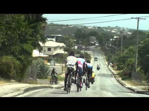 Caribbean Cycling Championships Test Course Race 2012