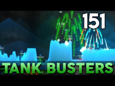 [151] Tank Busters (Let's Play ShellShock Live w/ GaLm and Friends)
