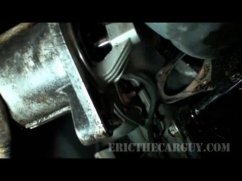 2001 Jeep Grand Cherokee Starter RR - EricTheCarGuy - YouTube