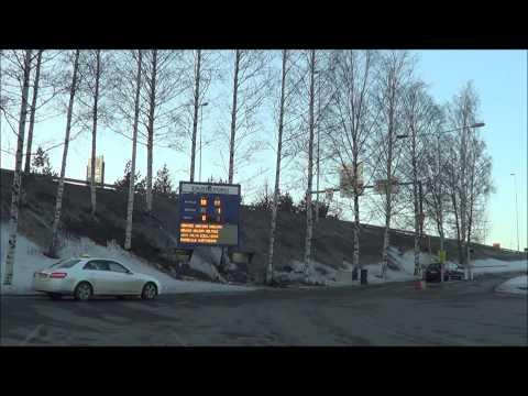 Helsinki-Vantaa lentoasema Taksi
