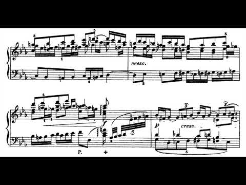 Wagner - Die Meistersinger von Nürnberg, Prelude (piano score)
