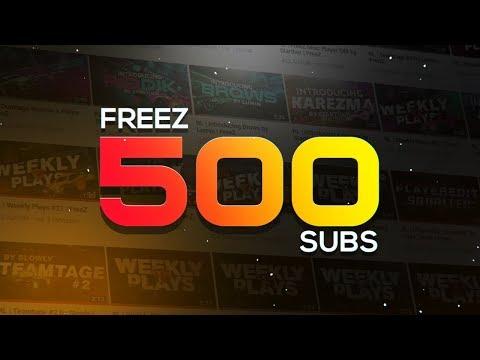 RL  500 Subscibers Special  Lemon  FreeZ