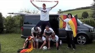 Deutschland !!!  Wir werden Weltmeister !!!  inoffizieller WM Song 2010