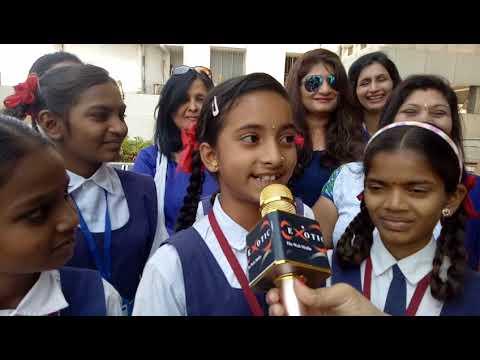 Exotic web Media : pad man movie watching 100 slum girls