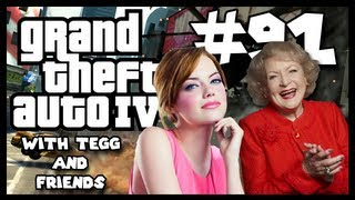emma stone and betty white gta iv multiplayer w friends episode 91 hd