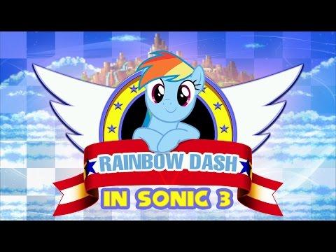 Sonic 3 & Rainbow Dash - Walkthrough