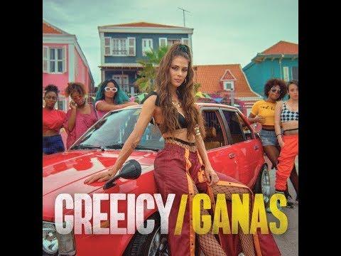 Greeicy - Ganas (Audio Oficial)