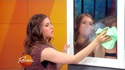 This Is the BEST Way to Clean a Mirror | Rachael Ray Show