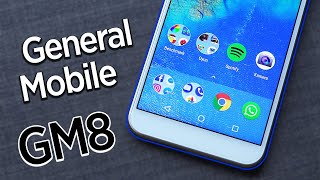 General Mobile GM 8i inceledik \F/P odaklı, tek kamerayla Bokehli\