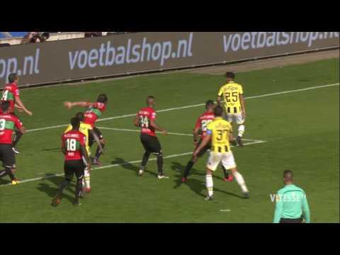 Sfeerverslag NEC vs Vitesse (1-1)