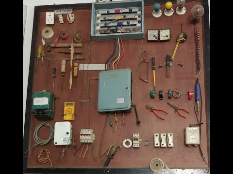 All Electrical Equipment Indentification